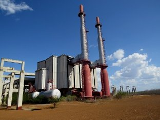 Instalações industriais