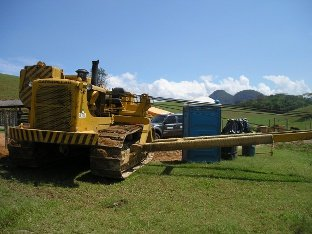 Máquinas e equipamentos de engenharia